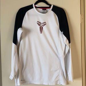 Kobe - Dri fit crewneck sweatshirt